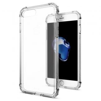 Púzdro Spigen Crystal Shell iPhone 7 Plus priesvitné