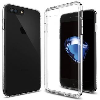 Púzdro Spigen Ultra Hybrid iPhone 7 Plus priesvitné