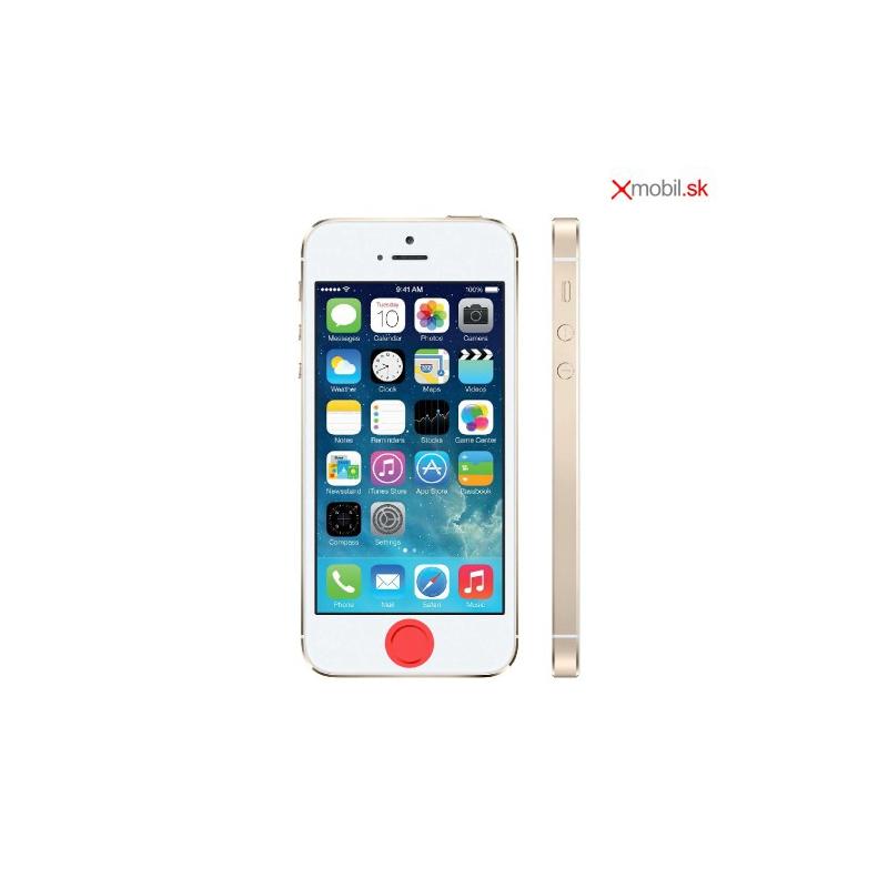 Výmena tlačidla Home na iPhone 5S v BA
