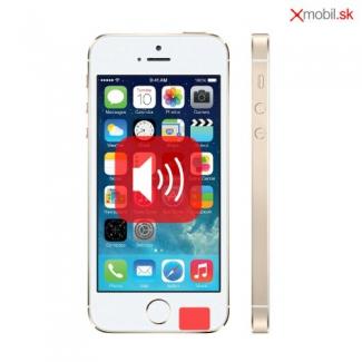 Oprava spodného reproduktora na iPhone SE v BA