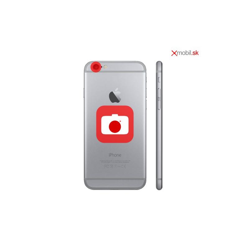 Výmena zadnej kamery na iPhone 6 v BA