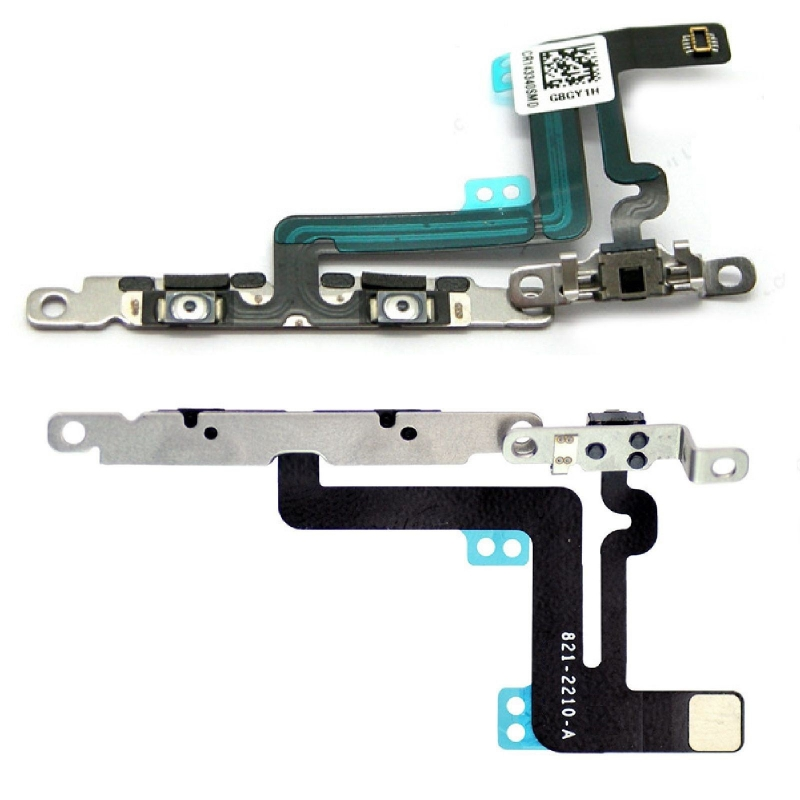 Flex kábel pre tlačidlá hlasitosti a vibračné pre iPhone 6 Plus