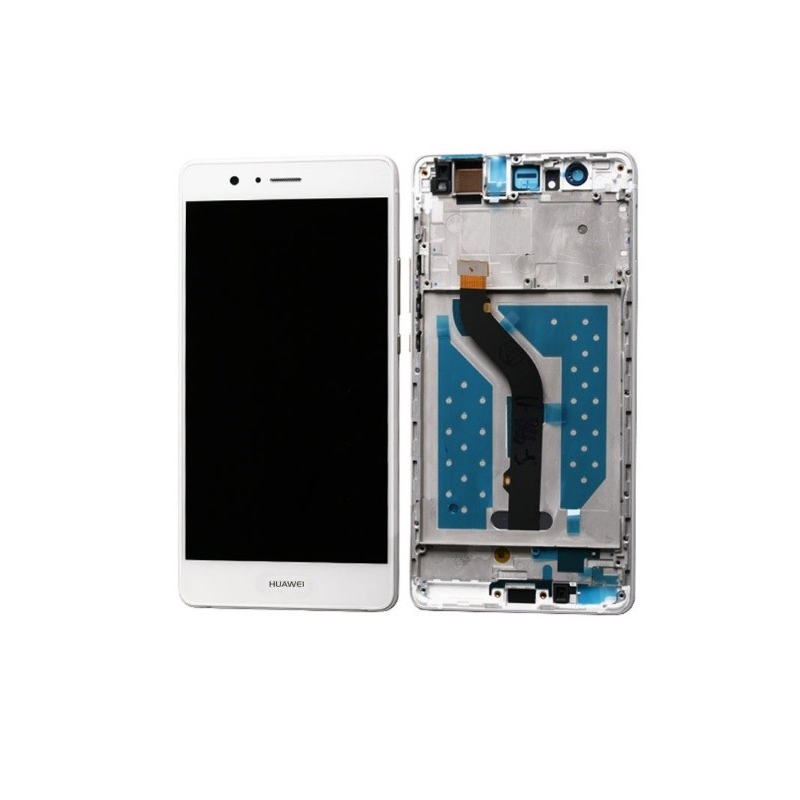 LCD displej s digitizérom a rámom pre Huawei P9 Lite