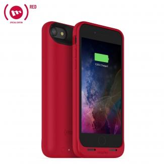 Mophie Power Case Juice Pack Air pre iPhone 8 / 7 - 2525mAh - červená