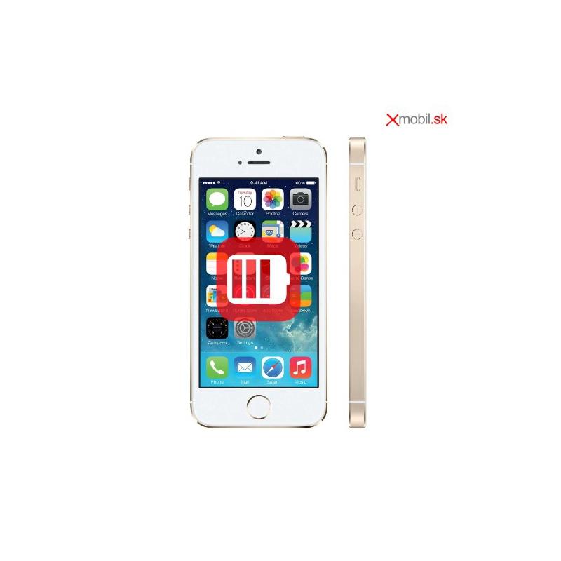 Výmena batérie na iPhone 5S v BA