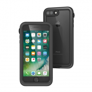 Catalyst Waterproof case pre iPhone 8 Plus / 7 Plus - čierny