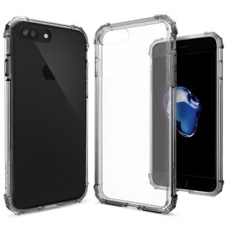 Púzdro Spigen Crystal Shell iPhone 7 Plus Dark Crystal