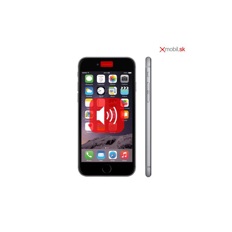 Oprava slúchadla na iPhone 7 Plus v BA
