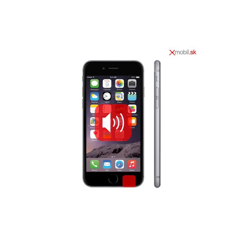 Oprava spodného reproduktora na iPhone 7 Plus v BA