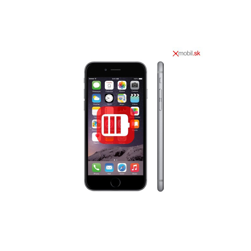 Výmena batérie na iPhone X v BA