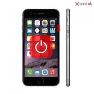 Oprava tlačidla zapínania ON/OFF na iPhone X v BA
