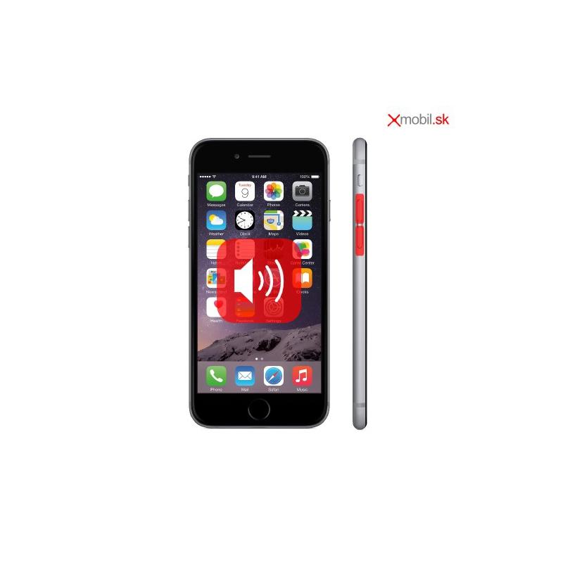 Oprava tlačidiel hlasitosti na iPhone X v BA