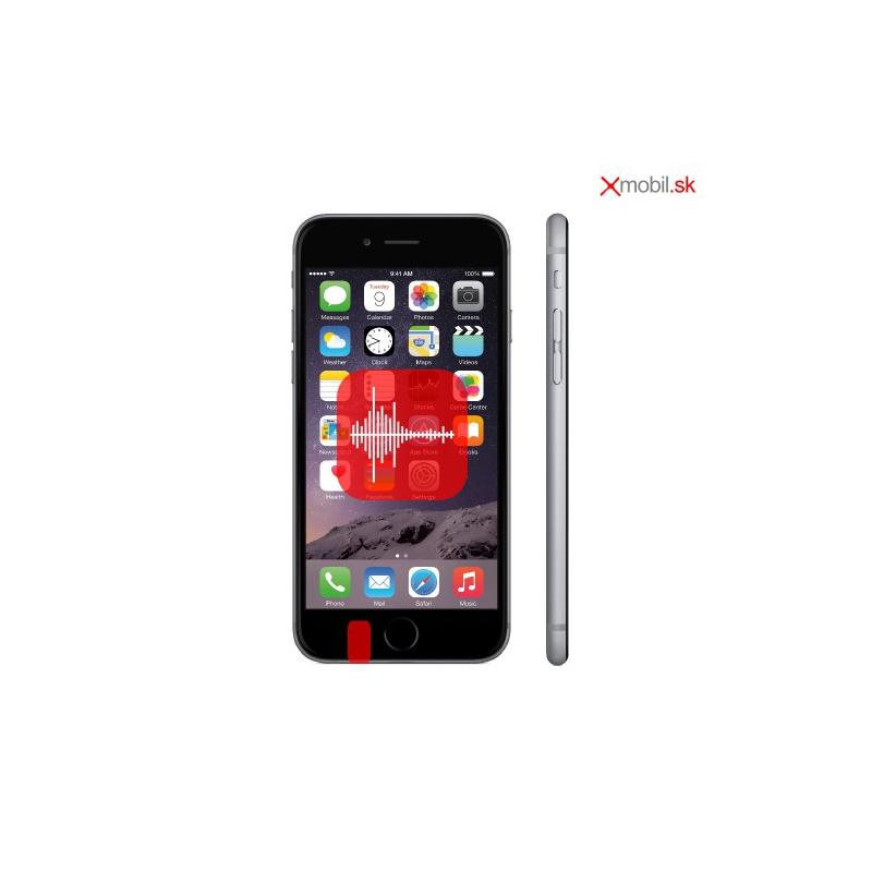 Oprava mikrofónu na iPhone X v BA