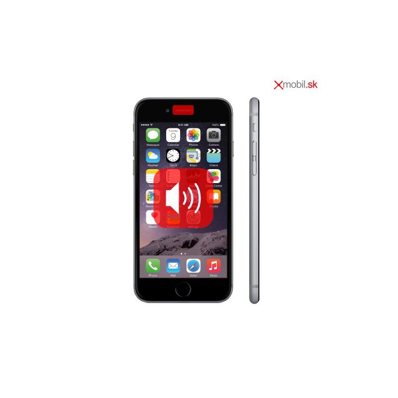 Oprava slúchadla na iPhone X v BA