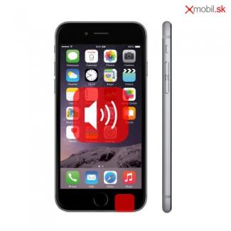 Oprava spodného reproduktora na iPhone X v BA