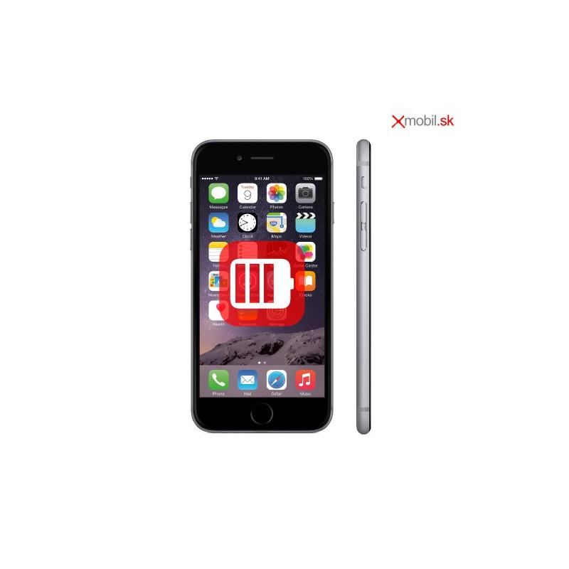 Výmena batérie na iPhone 8 Plus v BA