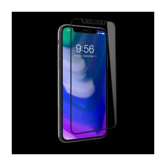 invisibleSHIELD Glass+ contour tvrdené sklo pre iPhone X / XS