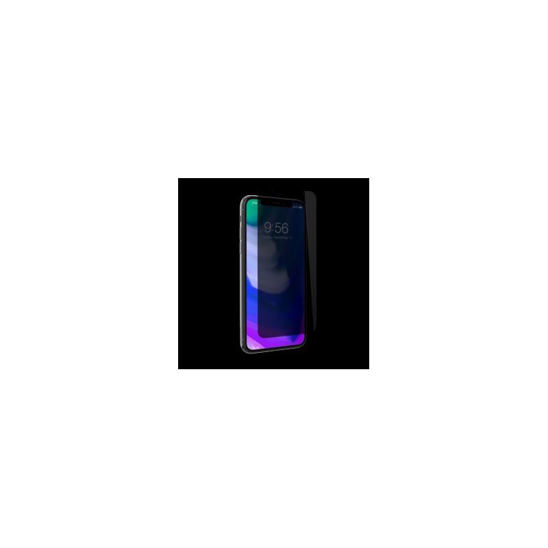 invisibleSHIELD Glass+ Privacy tvrdené sklo pre iPhone X