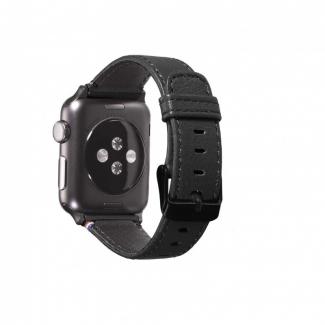 Decoded kožený náramok pre Apple Watch 38mm