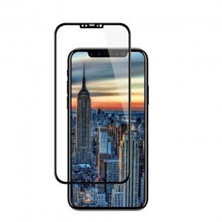 Ochranná vrstva z tvrdeného skla 3D Full Screen pre iPhone X / XS