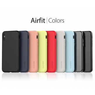 Puzdro Araree Airfit pre iPhone X
