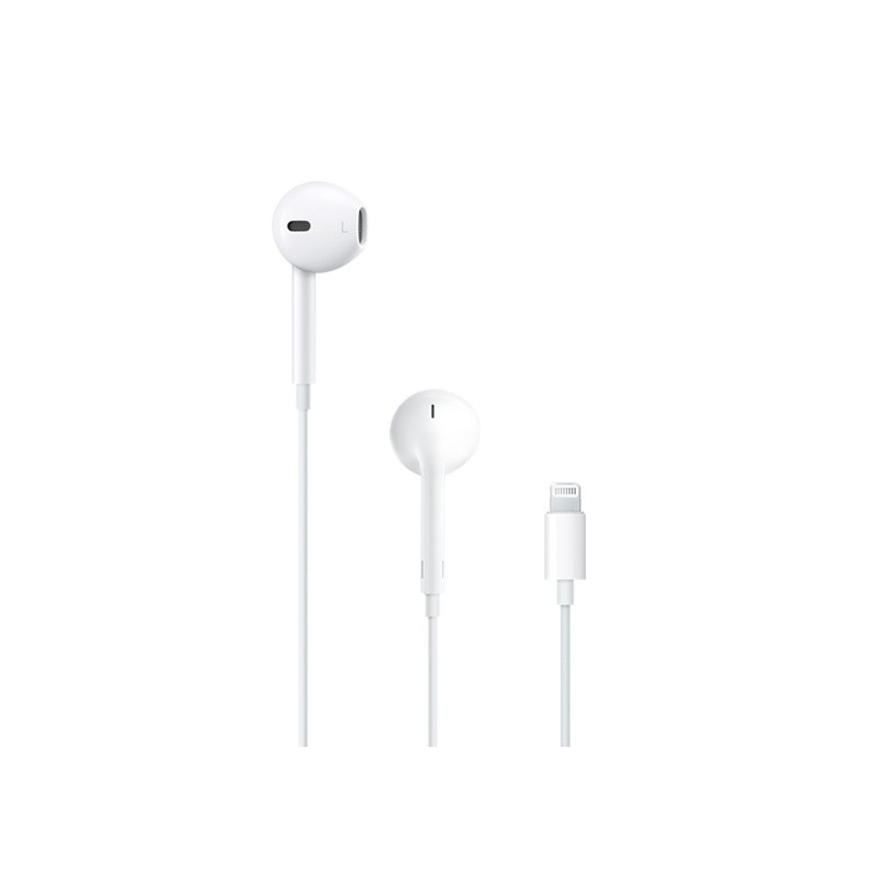 Apple EarPods Lightning MMTN2ZM/A - originál