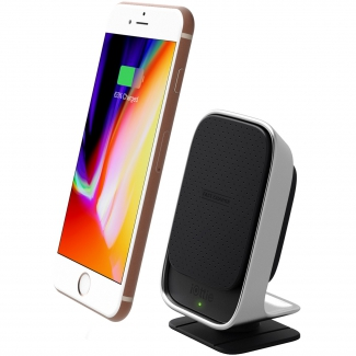 iOttie iTap Qi Wireless Fast Charging Magnetic Mount