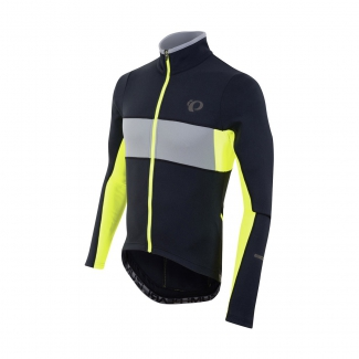 Dres Pearl IZUMI Elite Escape Thermal, čierno - žltý