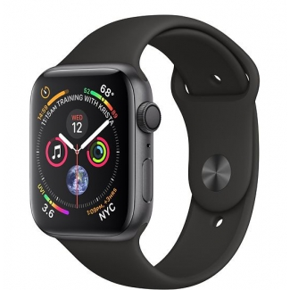 Apple Watch Series 4 Space Gray Aluminum 44mm