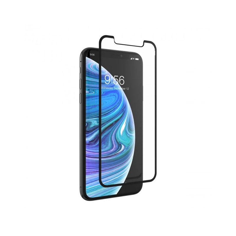 invisibleSHIELD Glass Curve tvrdené sklo pre iPhone XR