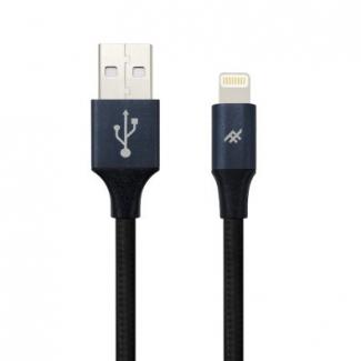 iFrogz UniqueSync Premium odolný lightning kábel pre iPhone - 3 m