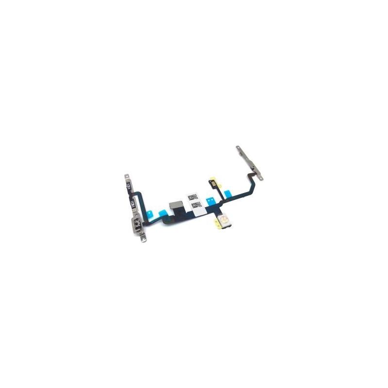 Flex kábel pre tlačidlá hlasitosti, vypínania a vibračné pre iPhone 8 Plus