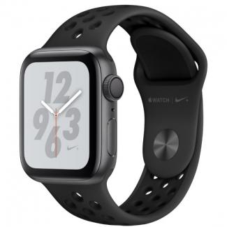 Apple Watch Nike+ Series 4 GPS, 40mm Space Grey