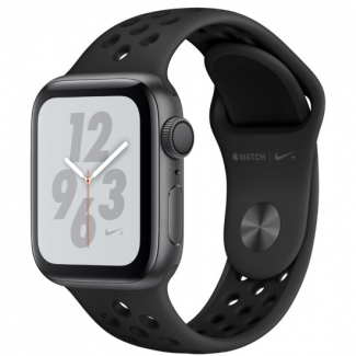 Apple Watch Nike+ Series 4 Space Gray Aluminium 44mm