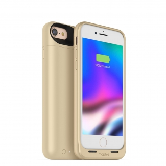 Mophie Power Case Juice Pack Air pre iPhone 8 / 7 - 2525mAh - zlatá