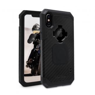 Rokform - puzdro Rugged pre iPhone X / XS - čierne