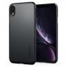 Púzdro Spigen Thin Fit iPhone XR Graphite Grey - sivé