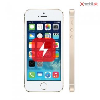 Výmena dockovacieho konektora na iPhone SE v BA