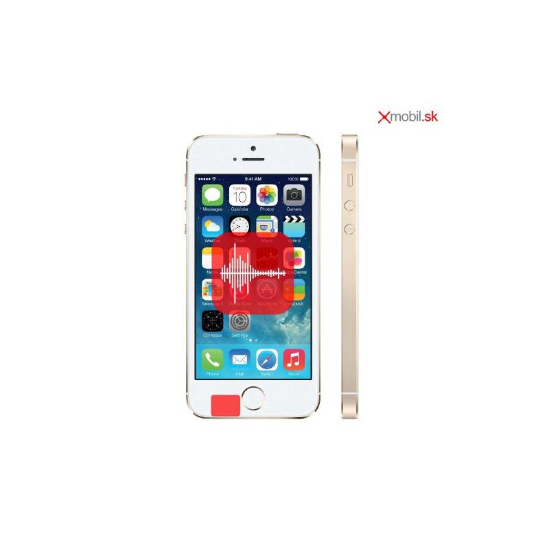 Oprava mikrofónu na iPhone 5S v BA