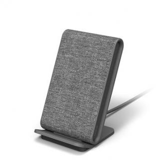 iOttie iON Wireless Stand Ash - stojan s bezdrôtovým nabíjaním, sivý