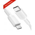 Anker kábel pre iPhone z USB-C na Lightning - 0,9 m