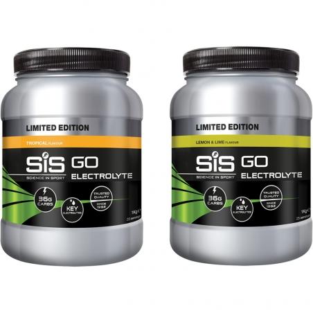 SiS GO Electrolyte 1kg - hydratačný nápoj
