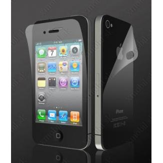 Ochranná fólia pre Apple iPhone 4 - obojstranná