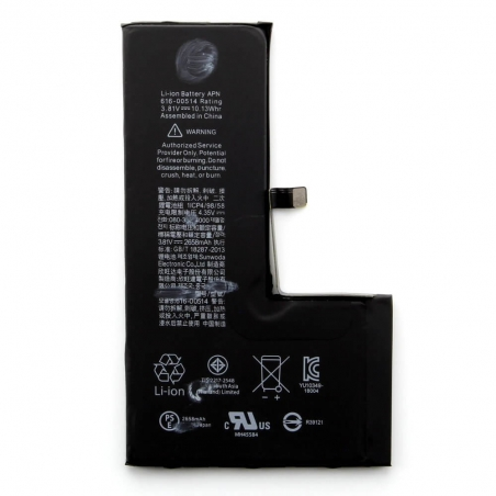 Batéria pre Apple iPhone XS, 2658 mAh