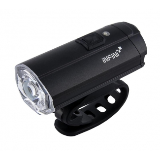 Svetlo predné INFINI TRON 500 6f čierne USB
