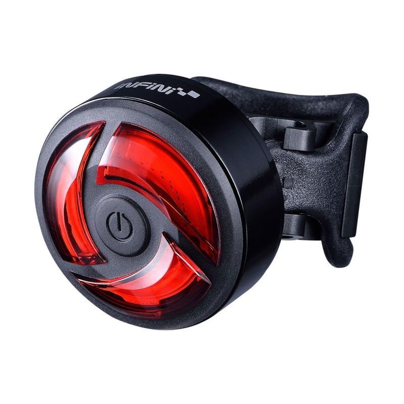Svetlo zadné INFINI TURBO 5F čierne USB