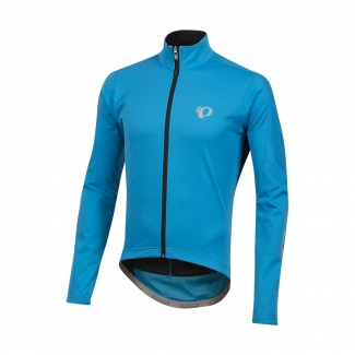 Bunda Pearl IZUMI Elite Pursuit AmFIB Softshell, modrá