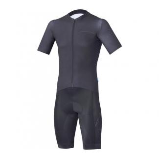 Shimano S-PHYRE Racing Skin Suit II, čierna