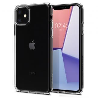Puzdro SPIGEN Crystal Flex iPhone 11- priesvitné