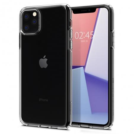 Puzdro SPIGEN Crystal Flex iPhone 11 Pro Max - priesvitné